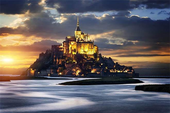 Mont Saint Michel - hòn đảo lâu đài của những giấc mơ - 6