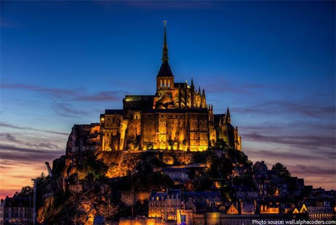 Mont Saint Michel - hòn đảo lâu đài của những giấc mơ - 7