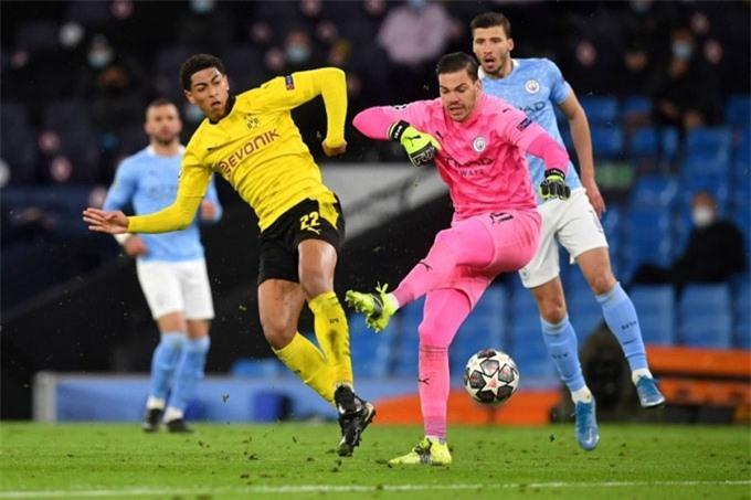 Man City không xứng đáng thắng Dortmund