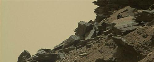 Những hình ảnh mới đáng kinh ngạc nhất về hành tinh Đỏ - 1