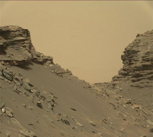 Những hình ảnh mới đáng kinh ngạc nhất về hành tinh Đỏ - 2