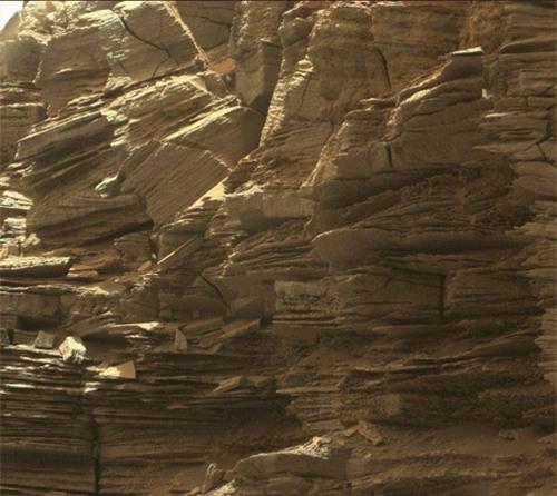 Những hình ảnh mới đáng kinh ngạc nhất về hành tinh Đỏ - 3