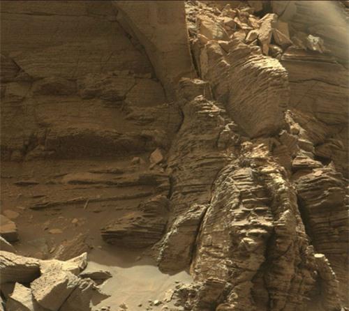 Những hình ảnh mới đáng kinh ngạc nhất về hành tinh Đỏ - 4