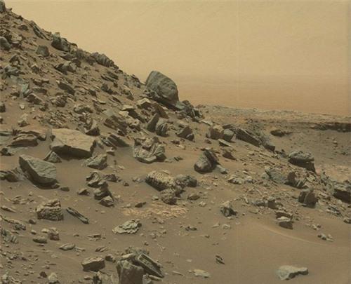 Những hình ảnh mới đáng kinh ngạc nhất về hành tinh Đỏ - 5