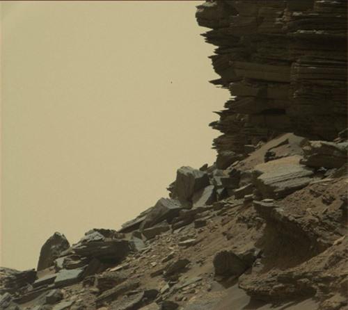 Những hình ảnh mới đáng kinh ngạc nhất về hành tinh Đỏ - 6