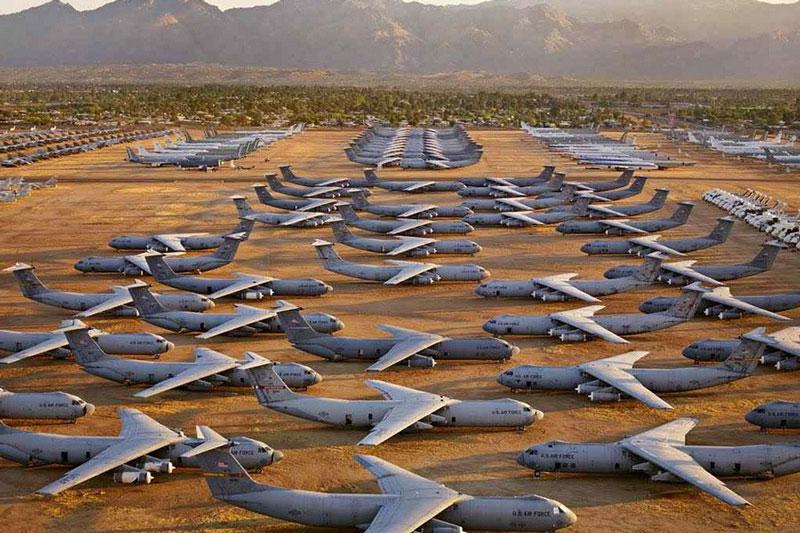 Máy bay Boeing OC-135B của Mỹ được sử dụng cho các chuyến bay theo Hiệp ước Bầu trời Mở (OON) phải ngừng hoạt động và sẽ bị đưa đến