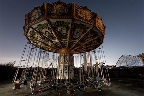 """Rùng mình trước cảnh tượng hoang tàn của những công viên bị """"bỏ rơi"""" - 10"""