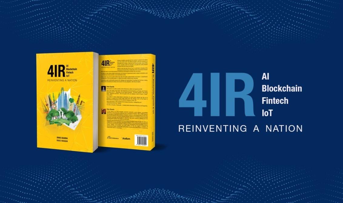 4IR Reinventing Nations là cuốn sách mới nhất của Dinis Guarda.
