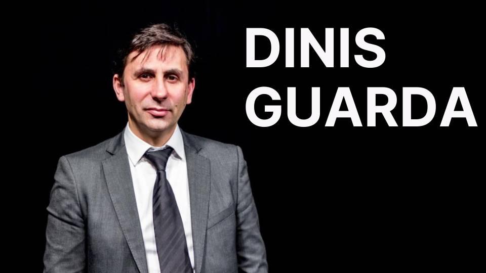 Dinis Guarda là doanh nhân tới từ Bồ Đào Nha, người sáng lập ztudium Group.