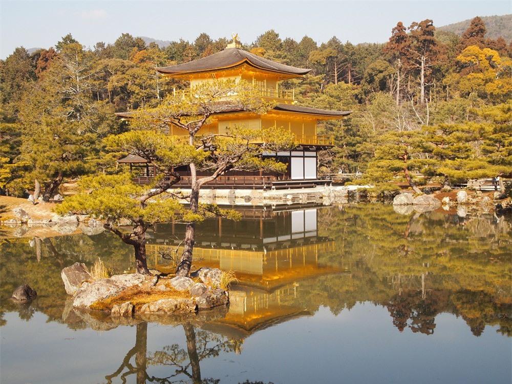 Cố đô Kyoto ảnh 1