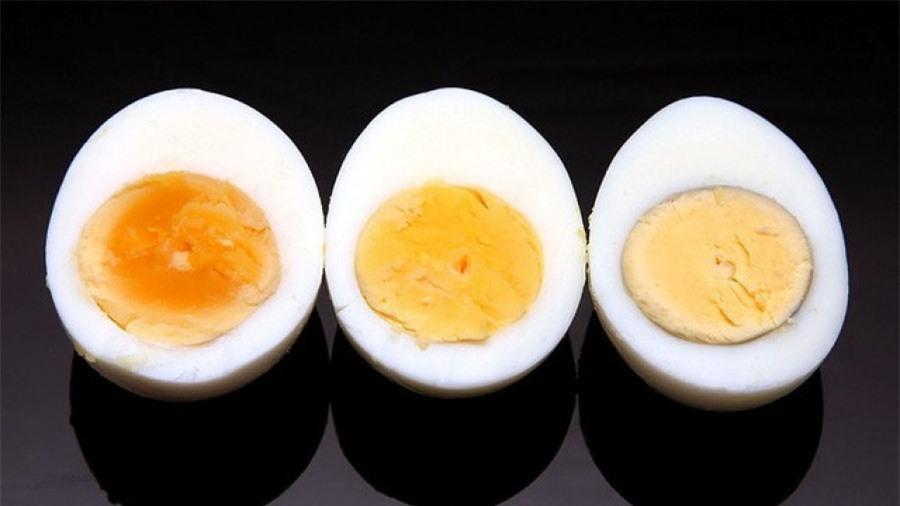 Trứng luộc sai cách