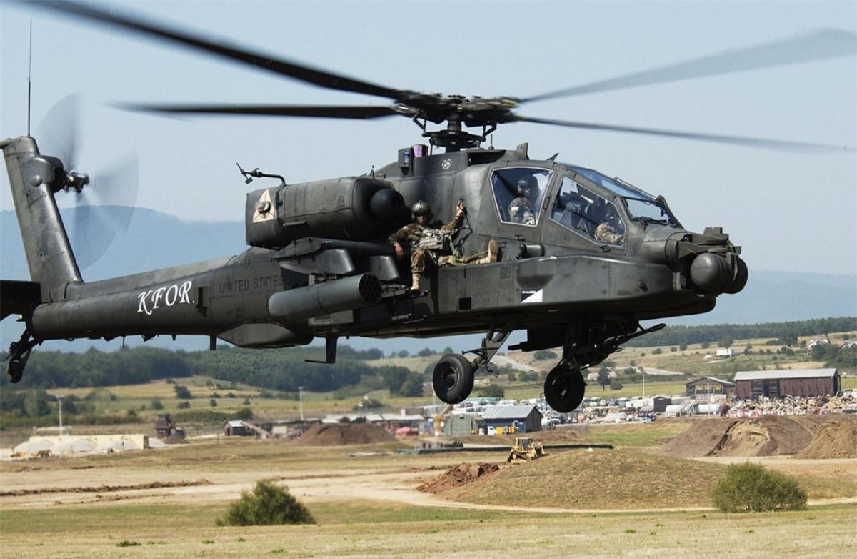 Hàn Quốc nhập thêm nhiều máy bay trực thăng tấn công (Ảnh minh họa: KT)