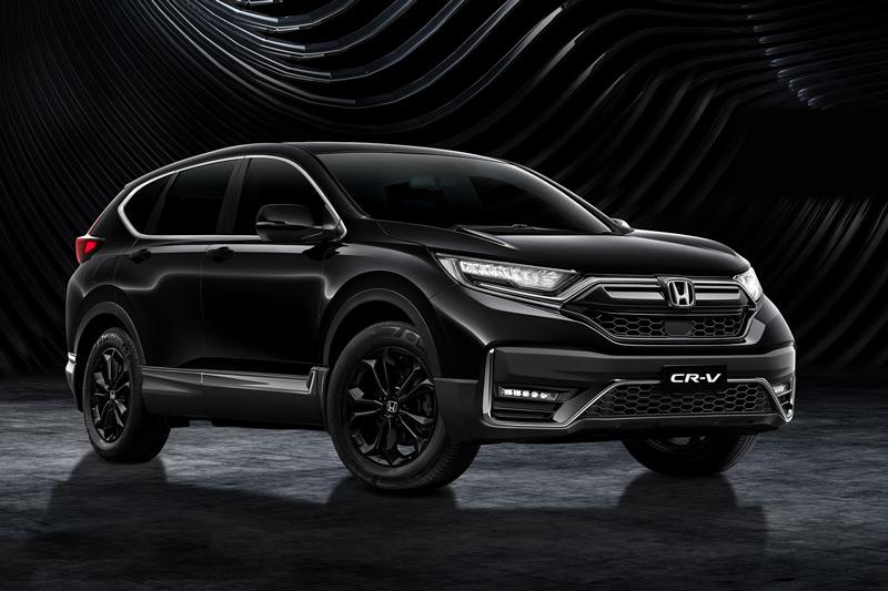 Honda CR-V LSE.