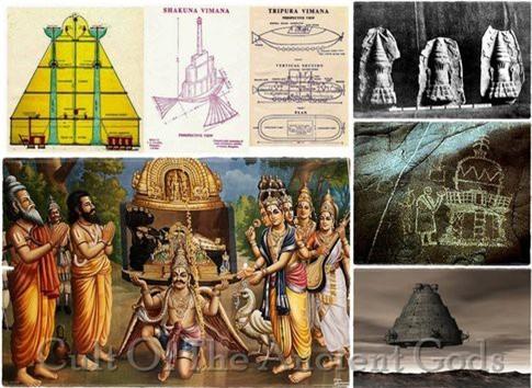 Lộ bằng chứng xuất hiện UFO từ 6000 năm trước ảnh 1