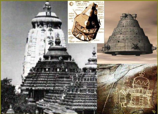 Lộ bằng chứng xuất hiện UFO từ 6000 năm trước ảnh 2