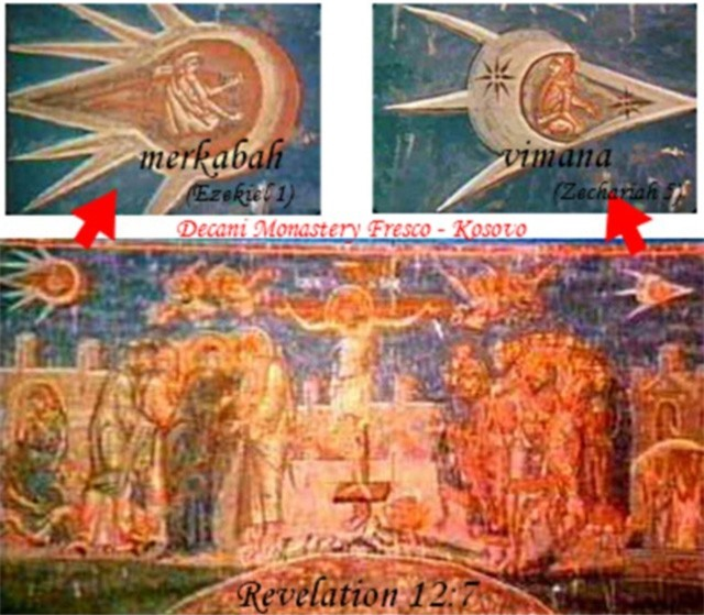 Lộ bằng chứng xuất hiện UFO từ 6000 năm trước ảnh 3