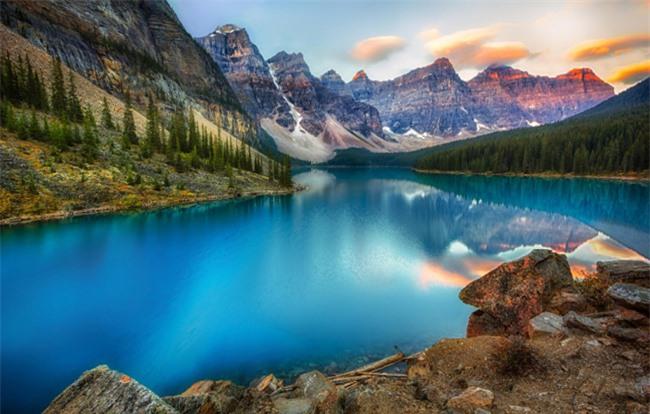 Đã mắt ngắm những thung lũng đẹp tựa thiên đường - 1