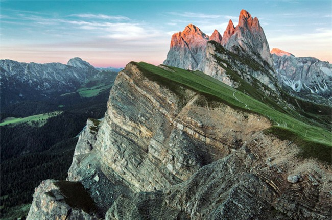 Đã mắt ngắm những thung lũng đẹp tựa thiên đường - 12