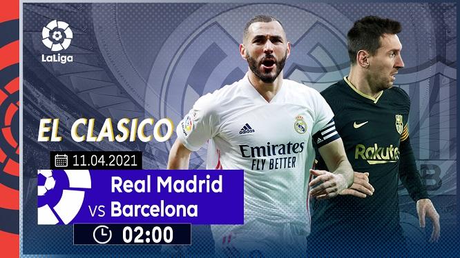 VTVcab ON trực tiếp trận đấu giữa Real Madrid và Barca trên kênh Bóng đá TV