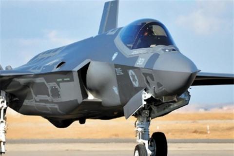 S-400 phat hien F-35 Israelngaykhi chuan bi tan cong Syria
