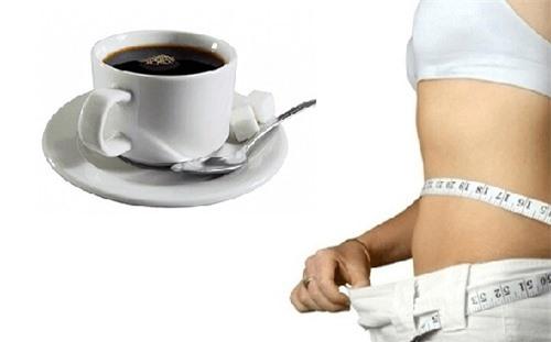 Cách uống cà phê giảm cân