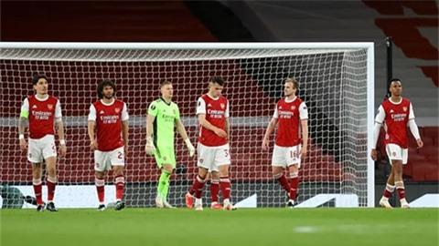 Arsenal đã tự vứt bỏ lợi thế của mình trước Slavia Praha