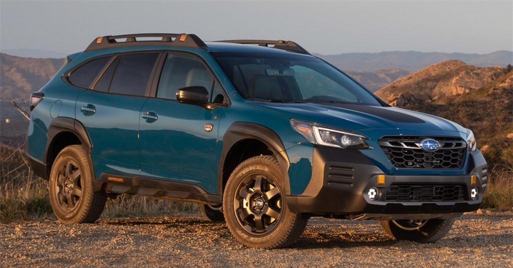 Subaru Outback Wilderness ra mat anh 2