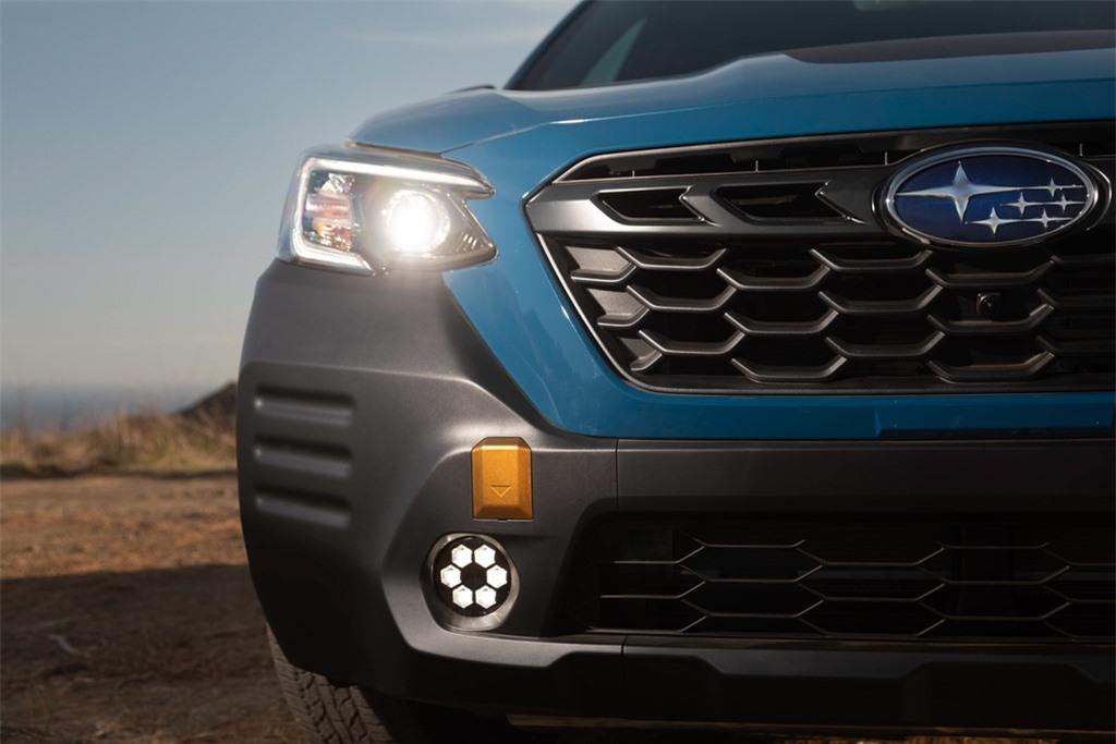 Subaru Outback Wilderness ra mat anh 3