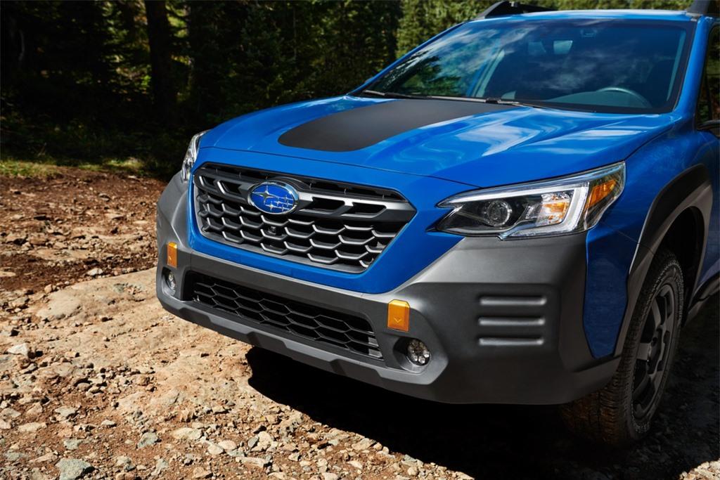 Subaru Outback Wilderness ra mat anh 4