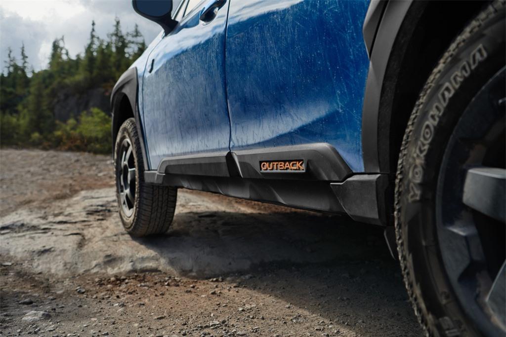 Subaru Outback Wilderness ra mat anh 5