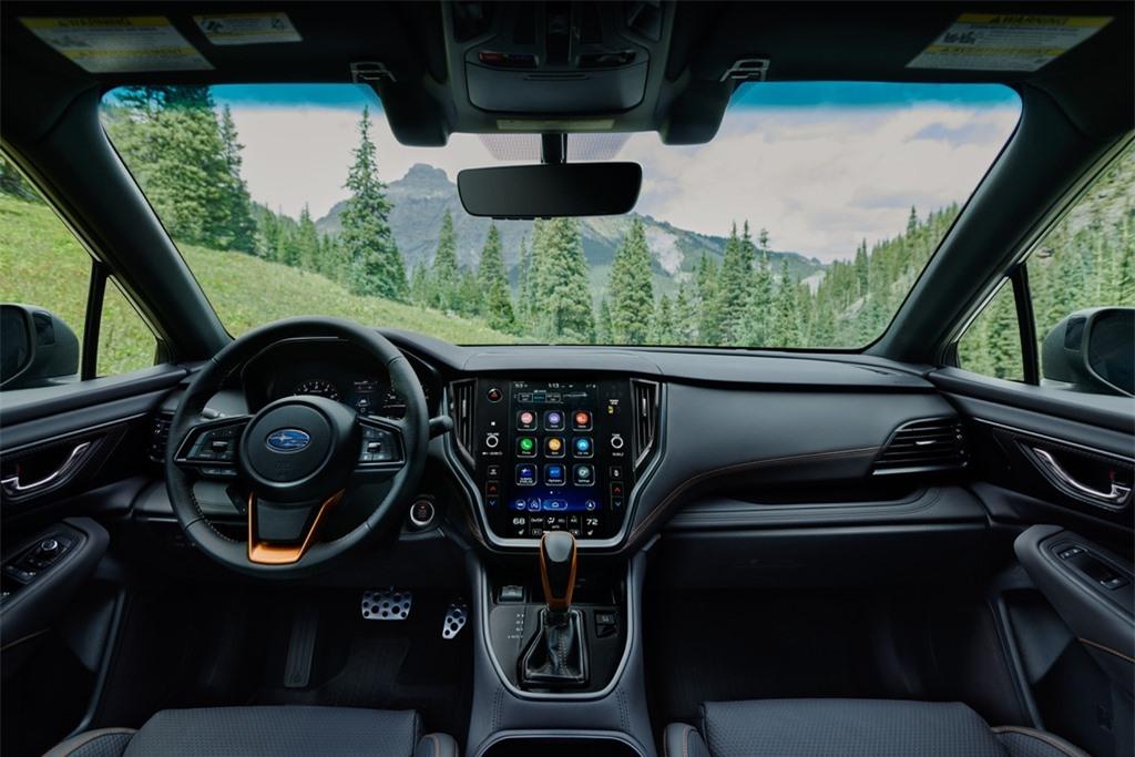 Subaru Outback Wilderness ra mat anh 6