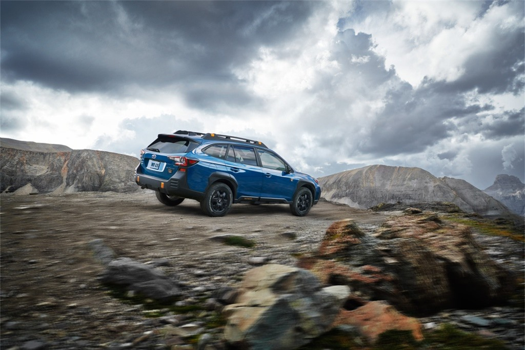 Subaru Outback Wilderness ra mat anh 9