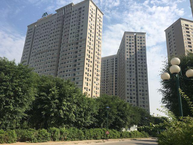 Loạt sai phạm tại tổ hợp chung cư cao tầng HH02 do Xuân Mai Corp làm chủ đầu tư