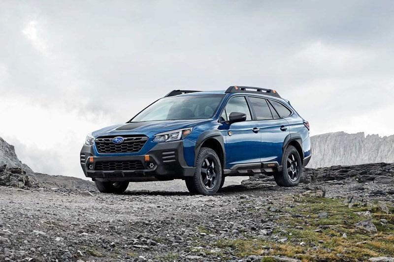 Chi tiết Subaru Outback Wilderness vừa trình làng