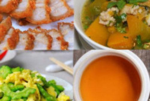 Món ngon cơm chiều: 3 món đơn giản cho ngày bận rộn