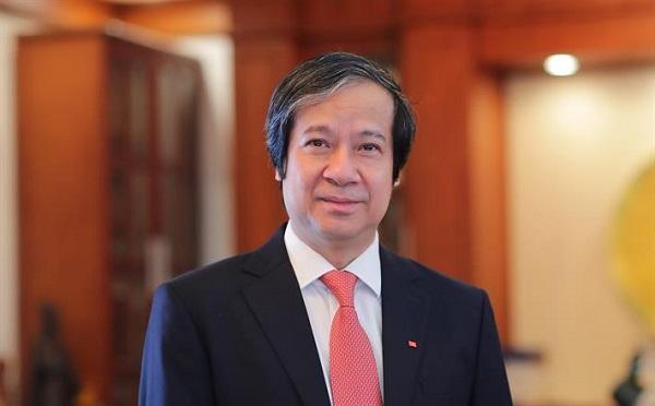 Tân Bộ trưởng Bộ GD&ĐT Nguyễn Kim Sơn gửi thư cho giáo viên cả nước.