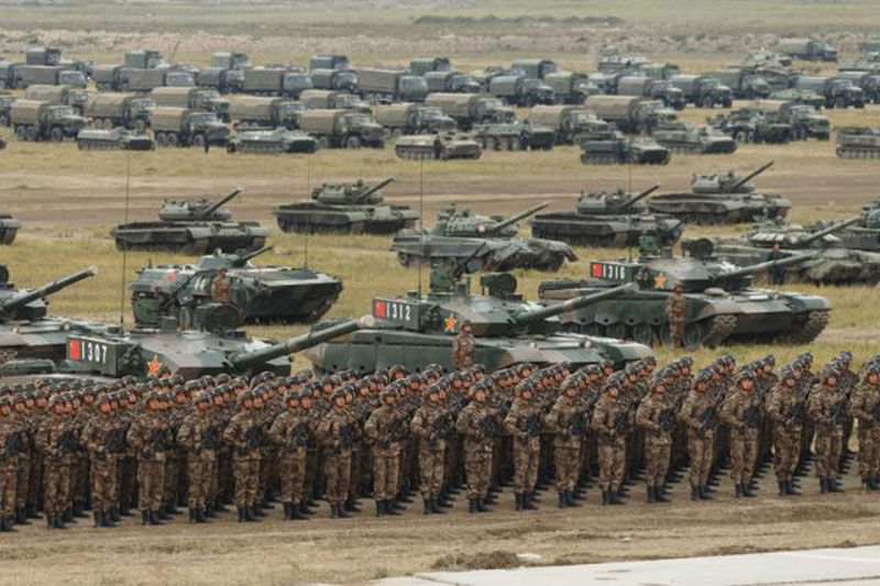 Quân đội Nga bao vây quân đội Ukraine