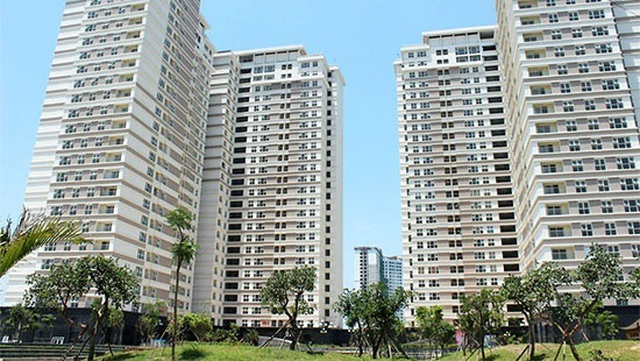 CBRE cho biết, quý I/2021 trung bình giá căn hộ của Hà Nội tăng 7-9% so với 2020.