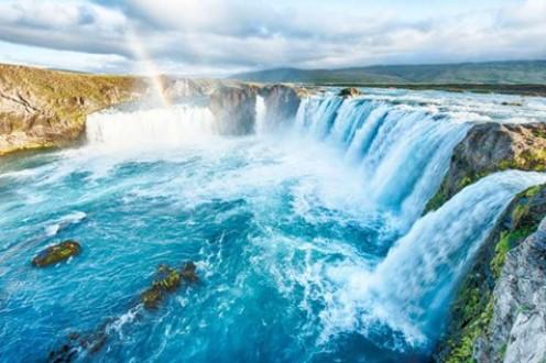 Điểm danh 14 thác nước tuyệt đẹp trên thế giới làm 'điên đảo' du khách