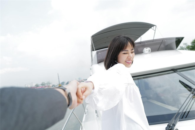Huỳnh Anh lên tiếng tiết lộ lý do cầu hôn bạn gái hơn 6 tuổi và là mẹ đơn thân, làm rõ 1 điều về gia thế khủng của vợ sắp cưới - Ảnh 5.