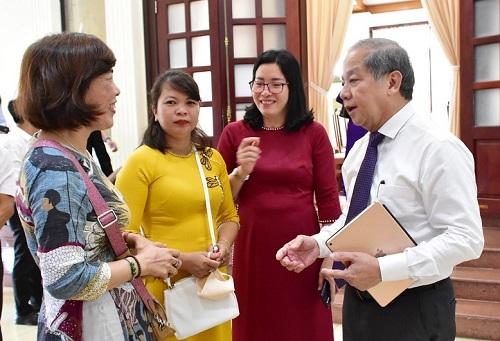 Chủ tịch tỉnh Thừa Thiên Huế: Cán bộ tư pháp phải hiểu dân nói và nói cho dân hiểu