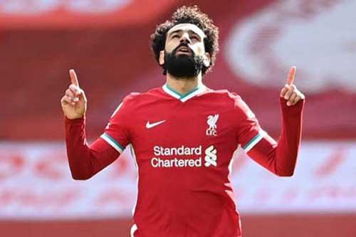Salah thở phào khi Liverpool tìm lại chiến thắng ở Anfield