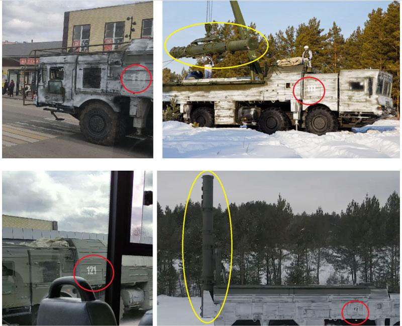 Nga triển khai hệ thống Iskander với tên lửa tầm xa tới biên giới Ukraine