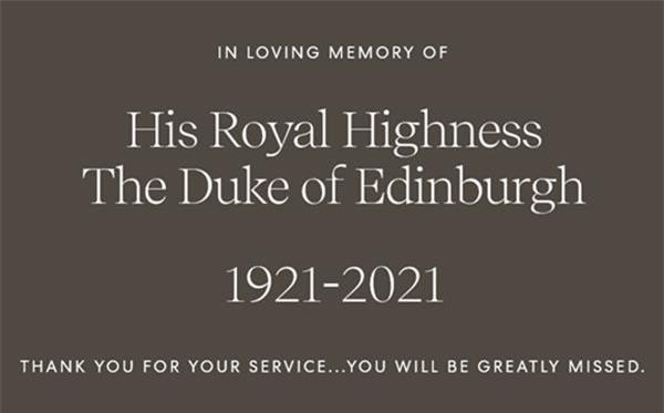 Động thái khác biệt của vợ chồng Công nương Kate và nhà Meghan Markle sau khi Hoàng tế Philip qua đời - Ảnh 2.