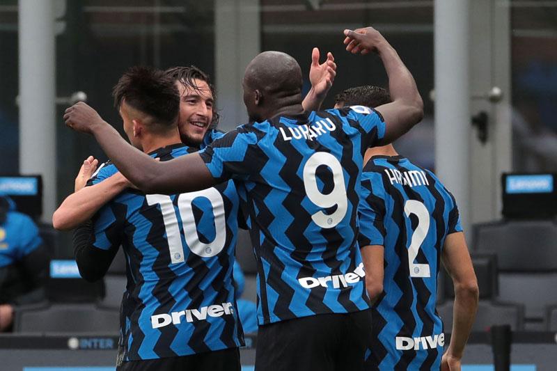 Inter tiến thêm 1 bước trên con đường chinh phục ngôi vô địch.