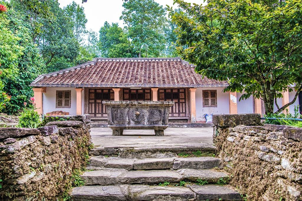 Nhà cổ Lộc Yên uy nghiêm, trầm mặc với thời gian
