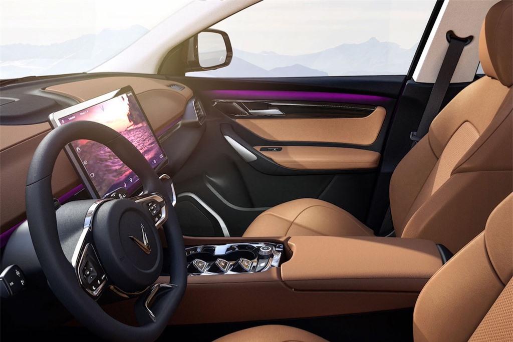 VinFast VF e35 se canh tranh voi mau xe nao cua Tesla? anh 11