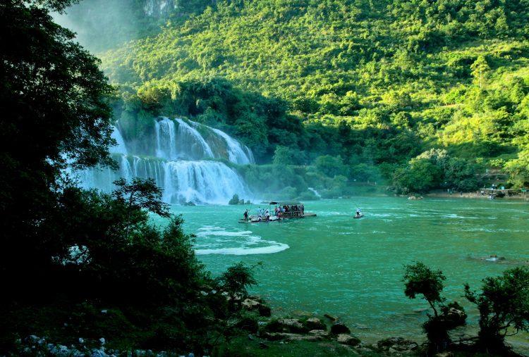 Cảnh đẹp mê hồn tại vườn quốc gia Pù Mát