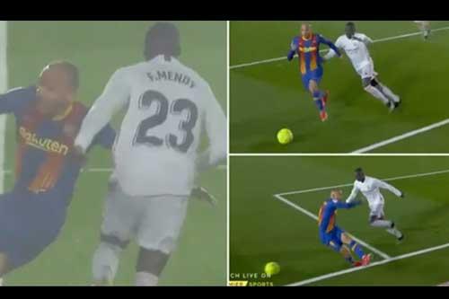 HLV Koeman trút giận lên VAR sau trận Barca thua Real