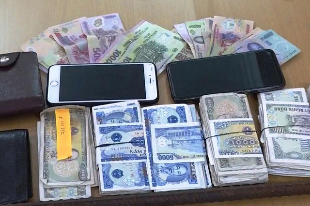 Bắc Ninh: Bắt 2 đối tượng chuyên trộm cắp tiền công đức